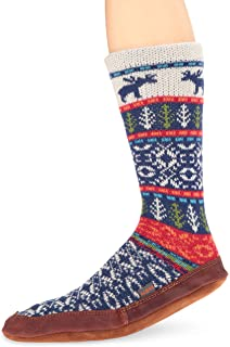 timeless design f7d47 a8000 Acorn Unisex Slipper Sock