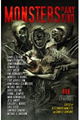 Monsters of Any Kind Kindle Edition