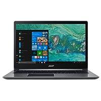 "Acer Notebook Swift 3 SF315-41-R054, Processore AMD Ryzen 7 2700U, RAM 8 GB DDR4, 256GB SSD, Windows 10 Home, Dispaly 15.6"" FHD IPS, Silver"