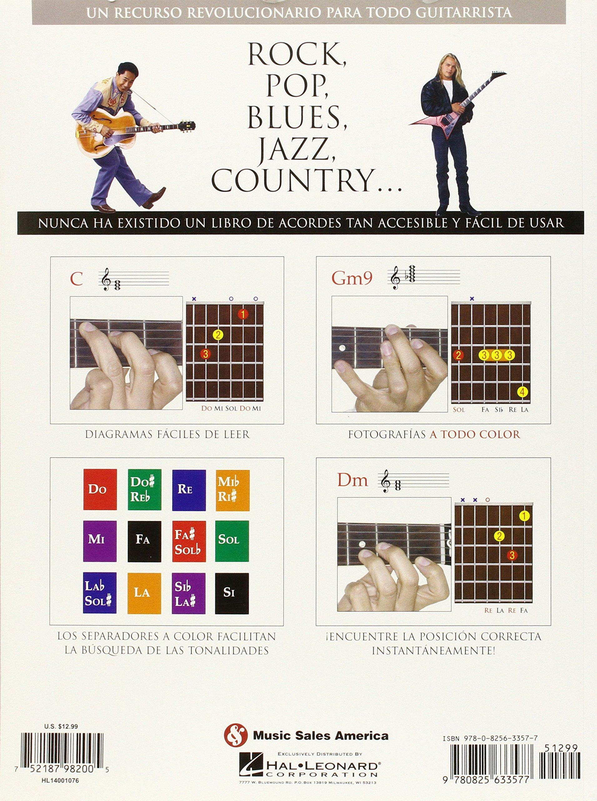 Acordes Ilustrados Para Guitarra: Amazon.es: Orozco, Felipe: Libros