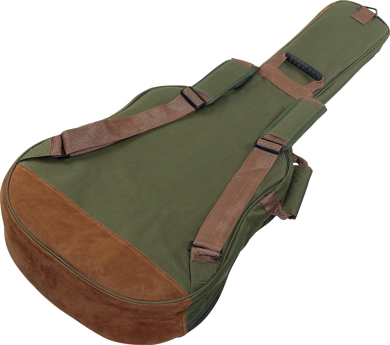 Ibanez gsq50/r/ápida correa de guitarra ac/ústica negro
