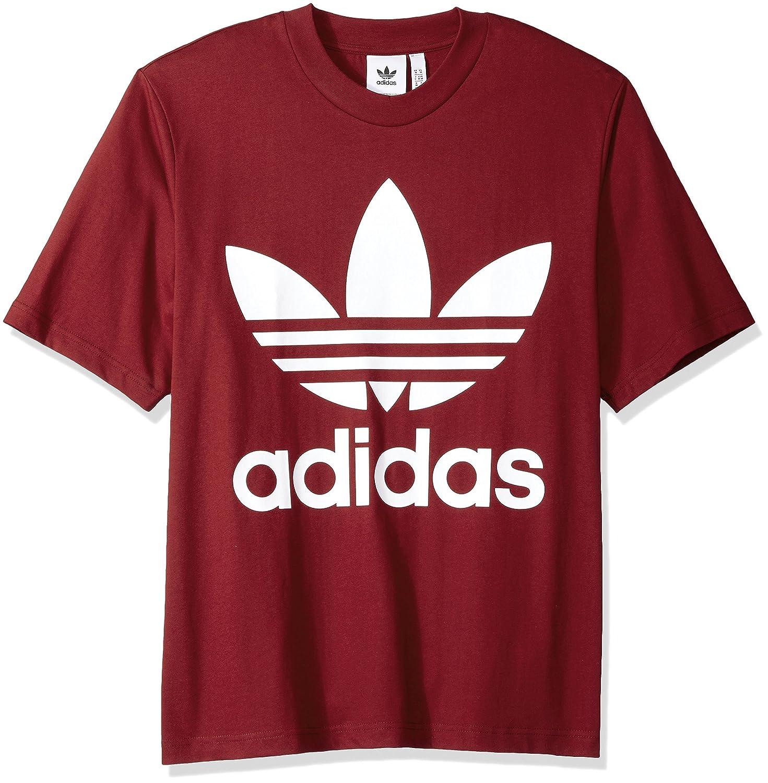 5941a968e7e6c adidas Originals Men's Trefoil Oversized Tee