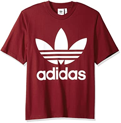 f8f9410e5179a0 Amazon.com: adidas Originals Men's Trefoil Oversized Tee: Clothing