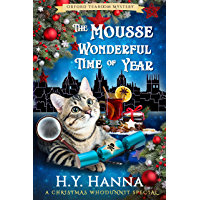 The Mousse Wonderful Time of Year (Oxford Tearoom Mysteries ~ Book 10): Christmas Whodunnit Special (English Edition)