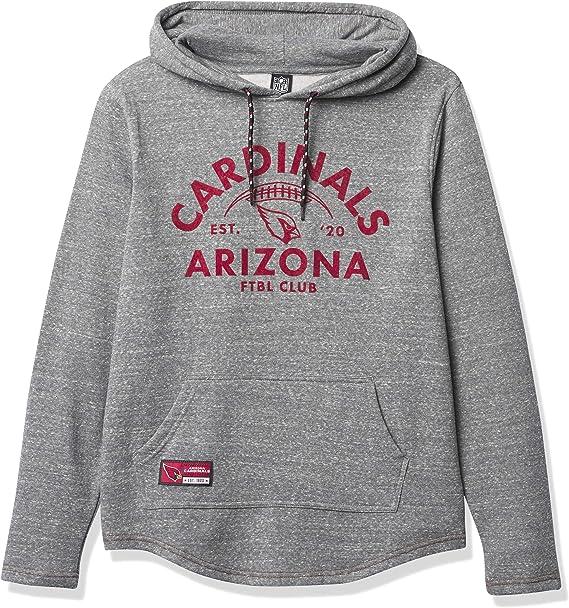 Ultra Game NFL Mens Vintage Soft Fleece Pullover Hoodie Sweatshirt