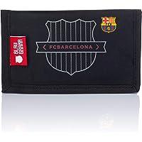 FC Barcelona Plånbok FC-245 the Best Team 7 myntbörs, 14 cm, svart