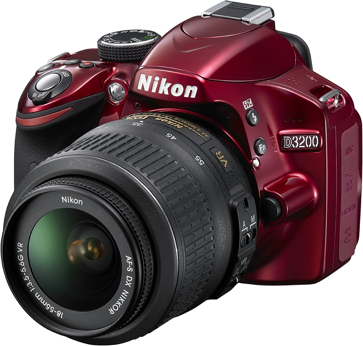 Amazon.com: Nikon D3200 Digital SLR.: Camera & Photo