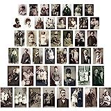 Tim Holtz, Advantus Found Relatives Vintage Portraits, black and white