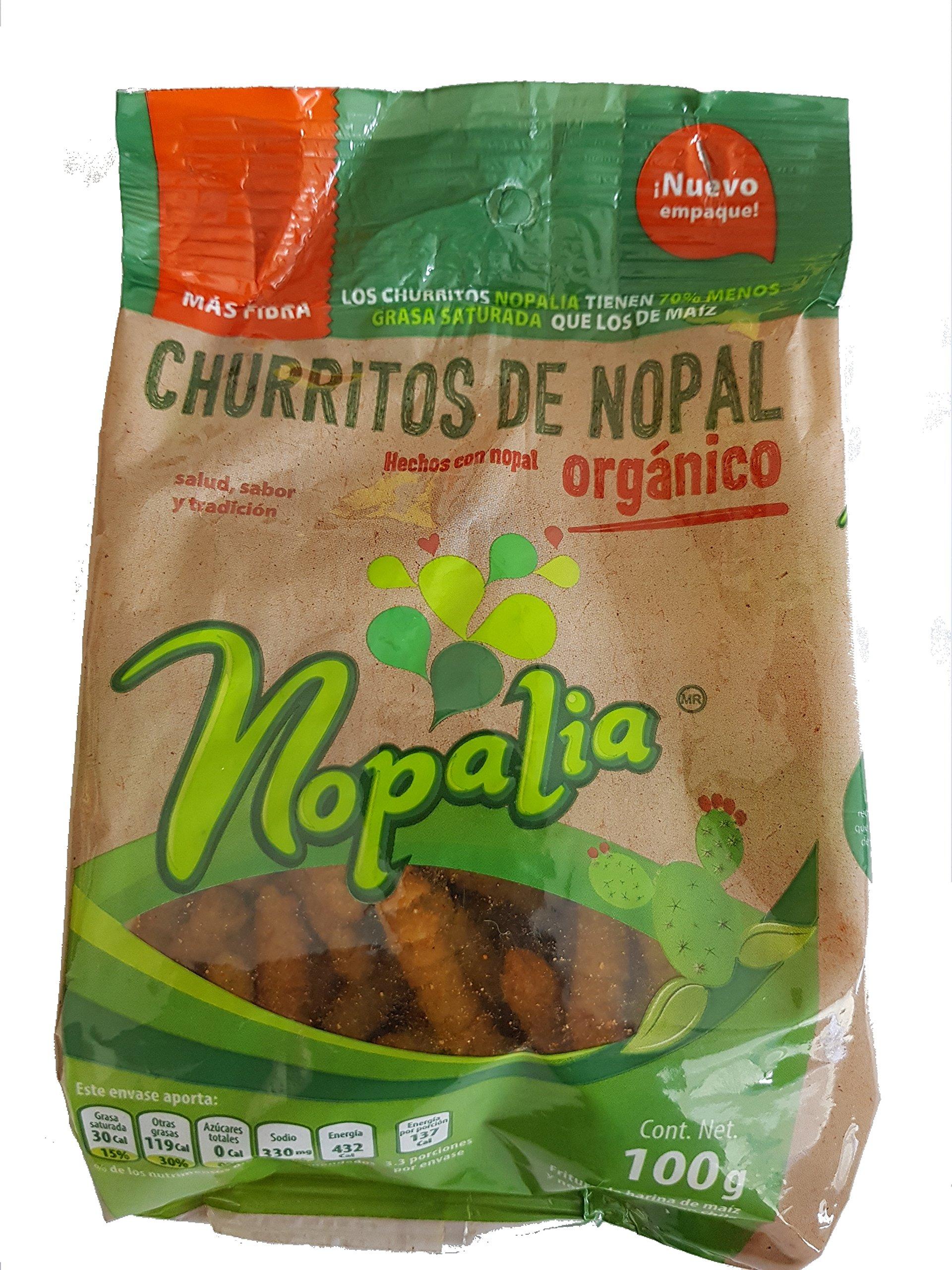 Cactus churritos - Churritos de Nopal