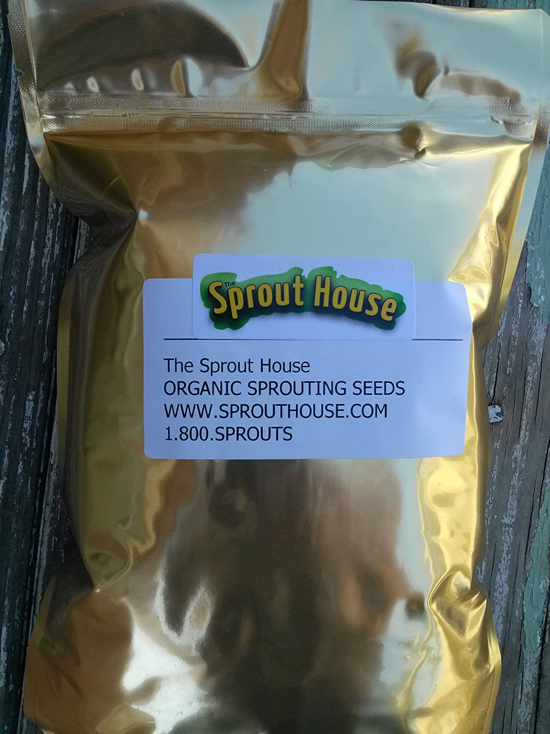The Sprout House Certified Organic Non-gmo Sprouting Seeds Daikon Radish