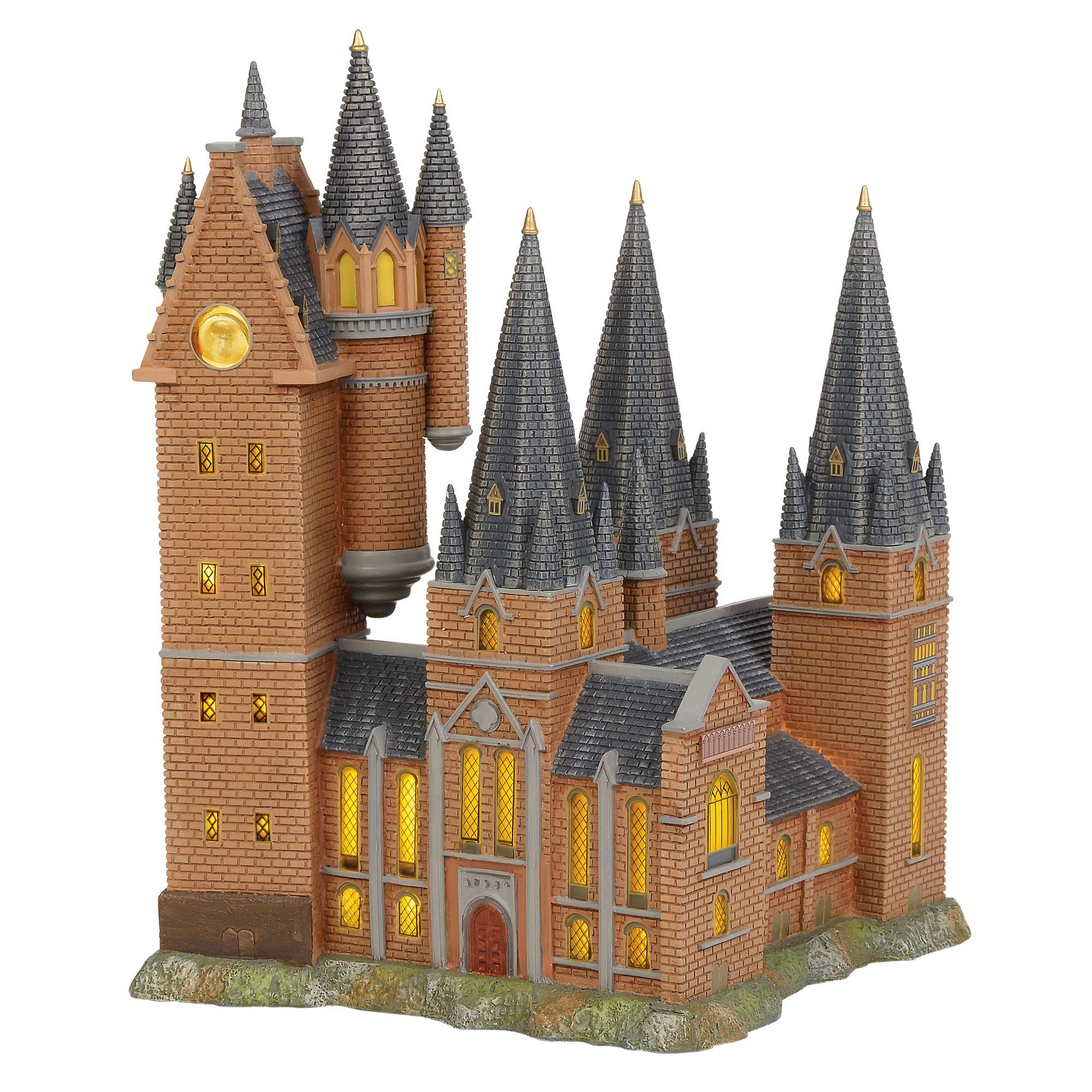 Department 56 Harry Potter Village Hogwarts Astronomy Tower Lighted Buildings, 12.2'' by Enesco