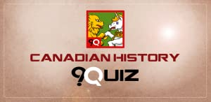 Canadian History Quiz Game by 9Quiz - Multiplayer Trivia