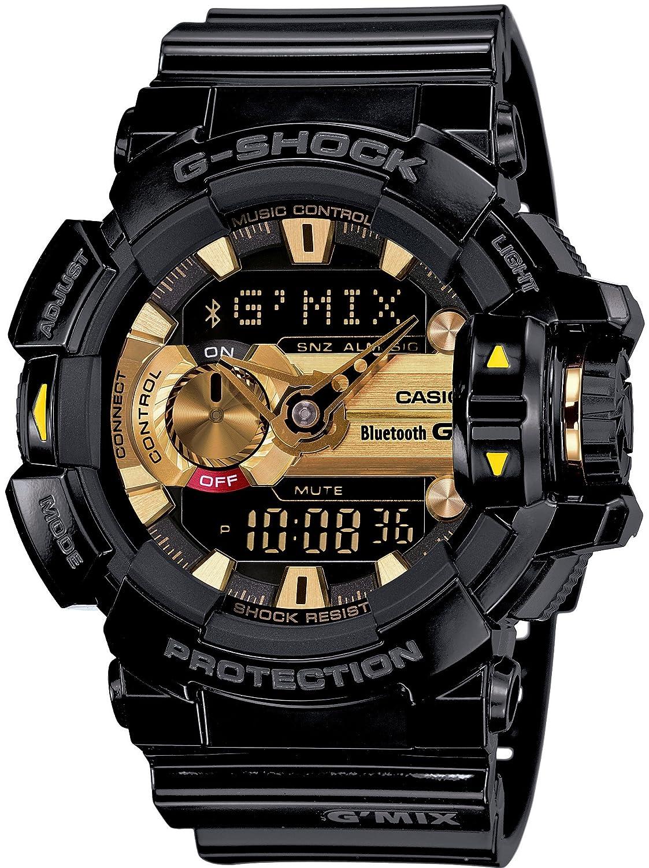 [カシオ]CASIO 腕時計 G-SHOCK ジーショック G'MIX スマートフォンリンクモデル GBA-400-1A9JF メンズ B00N08LZ76