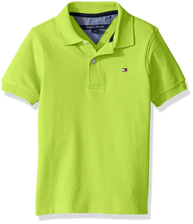091883076 Amazon.com  Tommy Hilfiger Boys  Stretch Ivy Polo  Clothing