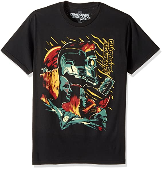 Amazon.com: Marvel Men s Guardianes de la galaxia Groot ...