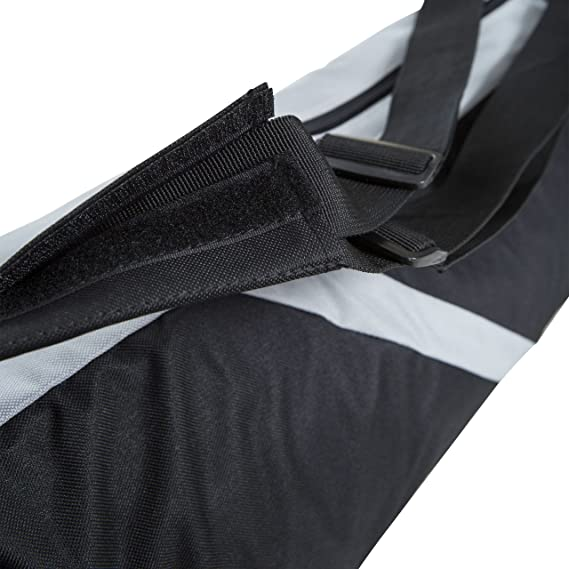 Trespass Fuze - Funda para tabla de snowboard ,talla única, color negro: Amazon.es: Deportes y aire libre