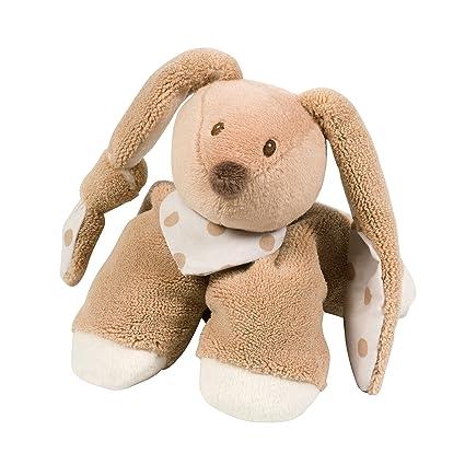 Nattou 211000 Cappuccino - Conejo de peluche (25 cm)