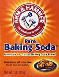 Arm & Hammer Baking Soda - Net Wt 1 lb - (Pack Of 2)