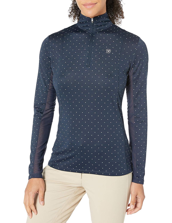 ARIAT Womens Sunstopper 1//4 Zipshirt
