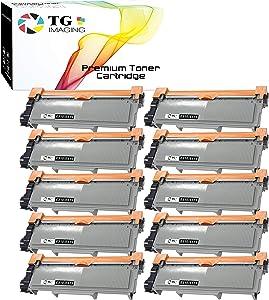 (10-Pack) TG Imaging Compatible E310 E514 E515 E310dw Toner Cartridge Use for Dell E310dw E514dw E515dw E515dn Printers (Dell PVTHG, 593-BBKD, P7RMX)
