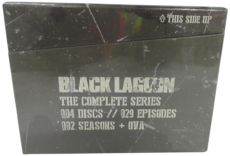 Black Lagoon: The Complete Series [Blu-ray]
