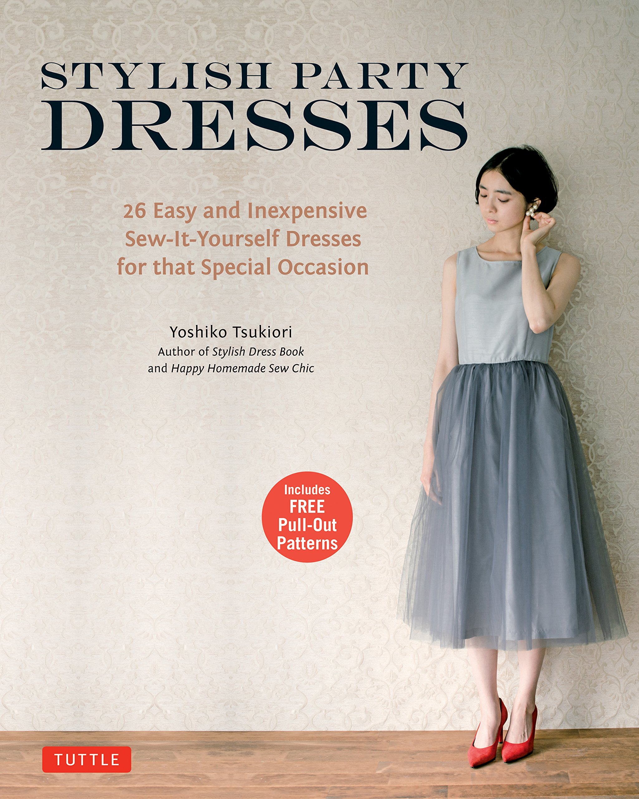 Stylish Party Dresses: 26 Easy and Inexpensive Sew-It-Yourself ...