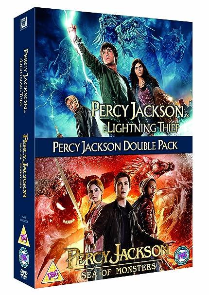 Percy Jackson 1 & 2 [Reino Unido] [DVD]: Amazon.es: Cine y Series TV