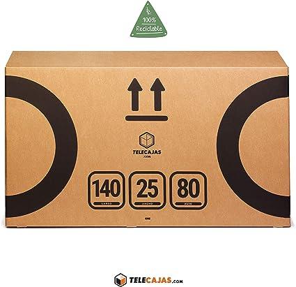 TeleCajas® | Caja de Cartón para Bicicleta Adulto | Doble Pared ...