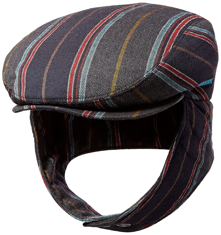 Kangol Mens Tweed Bugatti Cap