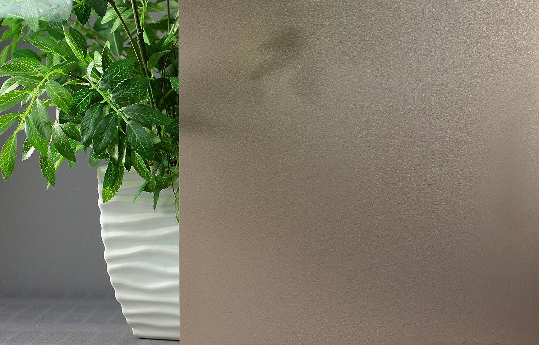 つや消しカラー装飾プライバシーStatic Cling Window Film 35