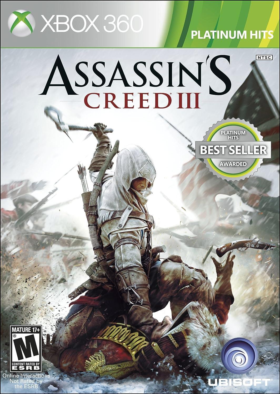 Ubisoft Assassins Creed 3, Xbox 360 - Juego (Xbox 360, PC, Acción ...