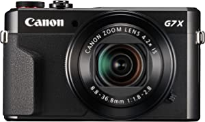 Canon PowerShot G7 X Mark II 20.1MP 1