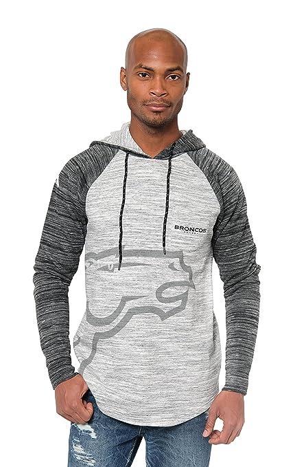best sneakers f8971 2c547 NFL Mens Fleece Hoodie Pullover Sweatshirt Space Dye, Gray ...