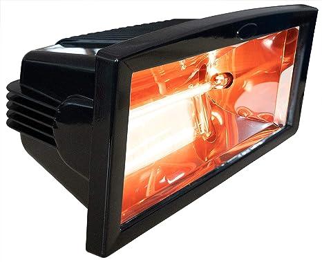 InfraredMagicSun - Estufa calentadora por infrarrojos (para ...