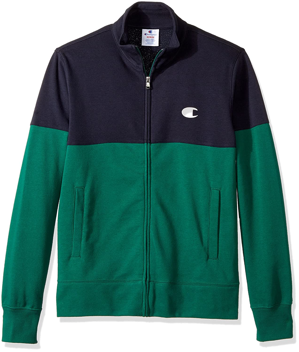 Limited Edition Champion Mens European Collection French Terry Jacket