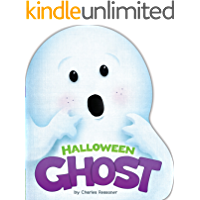 Halloween Ghost (Charles Reasoner Halloween Books) book cover