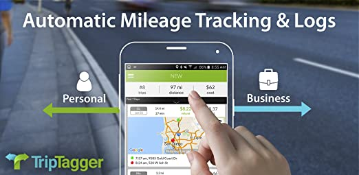TripTagger - Free GPS Mileage Tracker for Easy Tax Refund