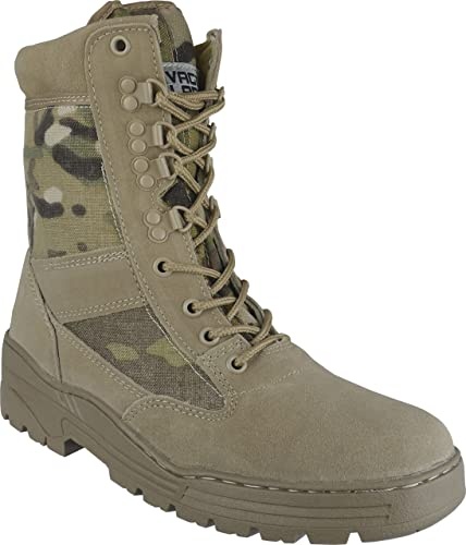 eb86bbc78af Savage Island Desert Army Combat Patrol Tactical Boots Military - Multicam