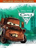 Cars 2 (Plus Bonus Content)