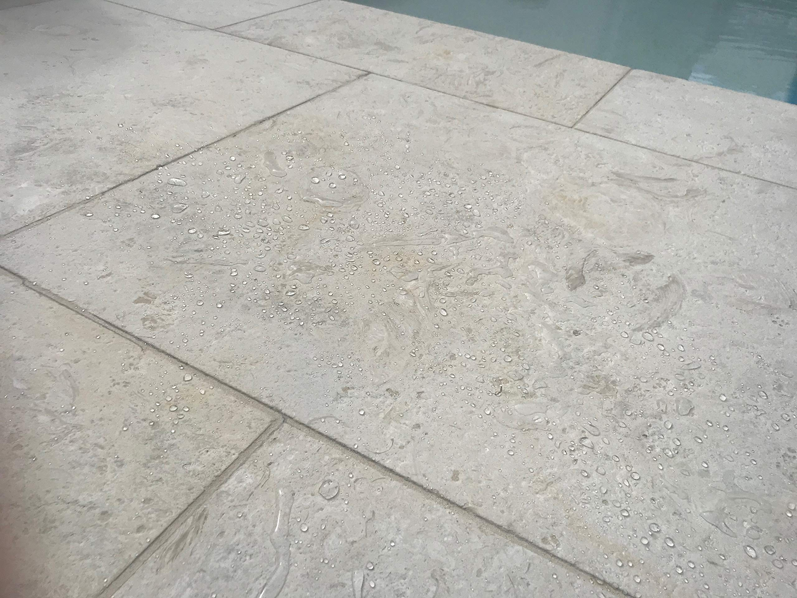 Ultra Dry 70 - Stone Sealer for Travertine Limestone Marble and Granite - Natural Look (Gallon) by Stella Sealants (Image #3)