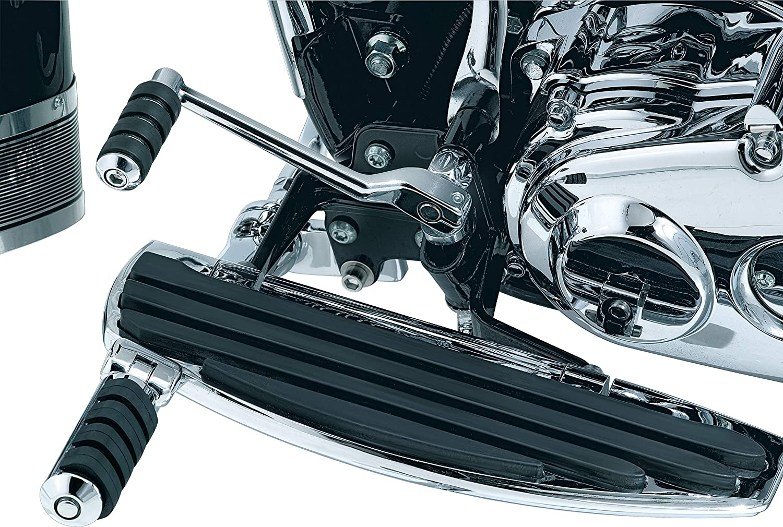 Chrome Kuryakyn 1045 Heel Shift Lever Eliminator for 1980-2019 Harley-Davidson Touring /& Trike Motorcycles