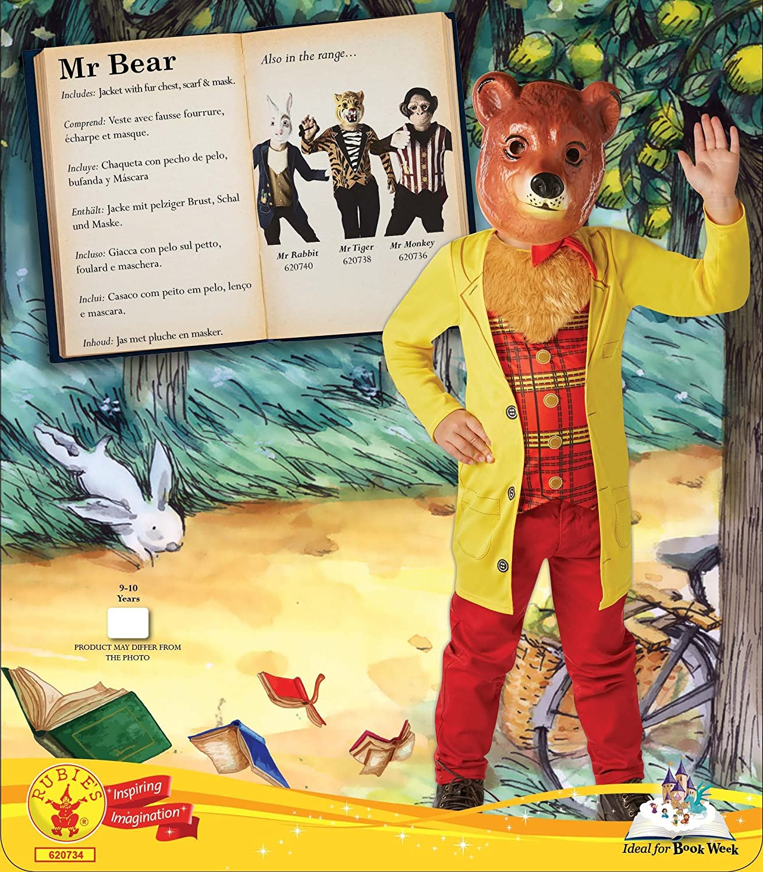 Rubies s – Disfraz de oficial Señor oso niños cuento de hadas ...