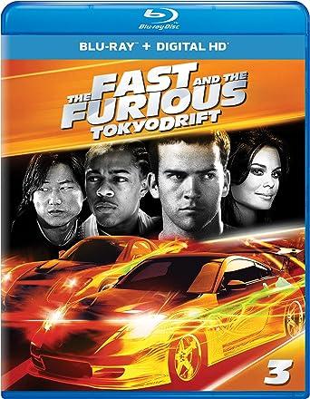 The Fast and the Furious Tokyo Drift (2006) BluRay 1080p 4.5GB [Hindi DD5.1 – English DD5.1] Esub MKV