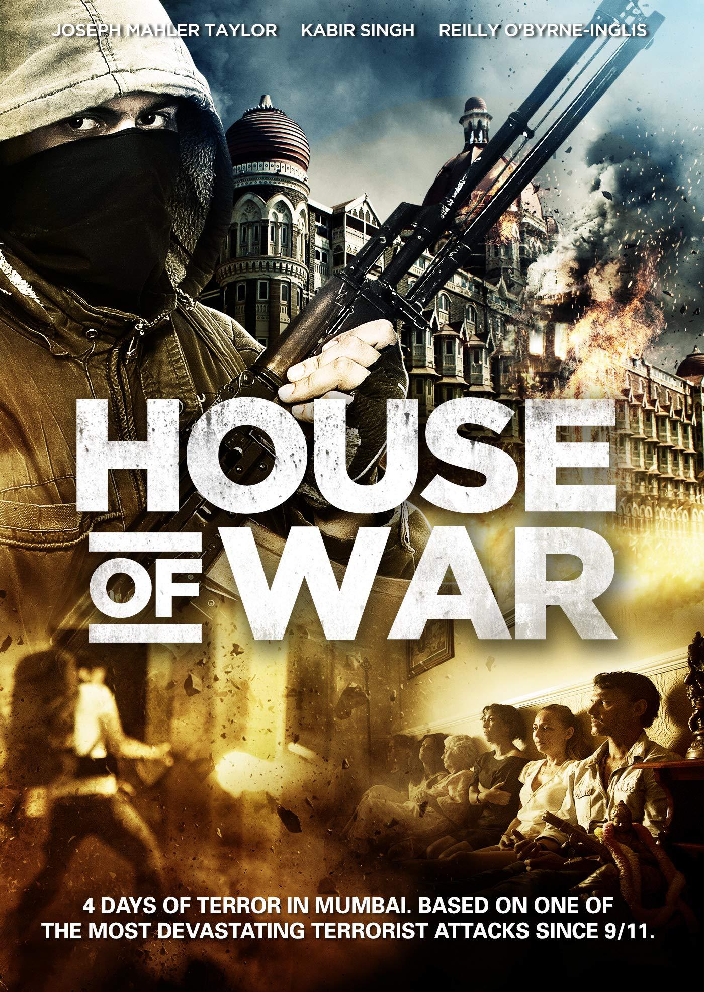 DVD : House Of War (DVD)