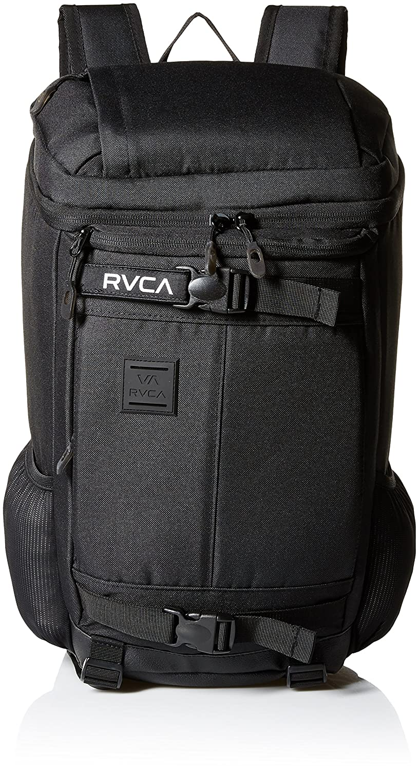 RVCA Men's Voyage Skate Backpack Black One Size MABKPRVS