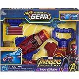 Avengers Marvel Infinity War Nerf Iron Spider Assembler Gear