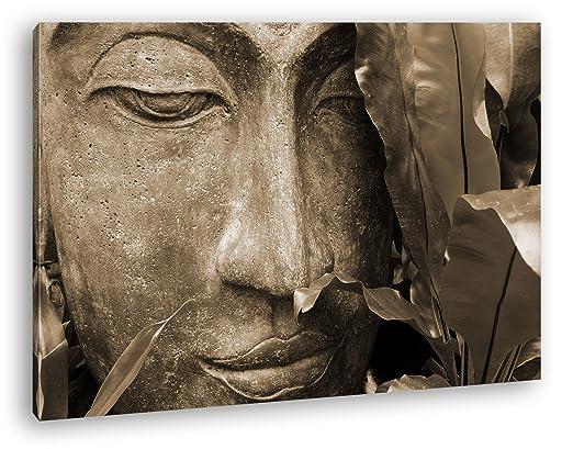 deyoli Zen Buda statur Efecto: Sepia como Lienzo, diseño ...