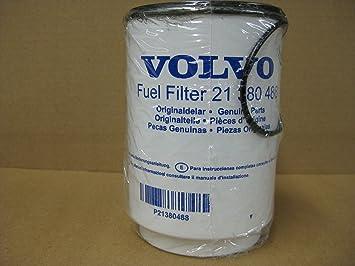 Amazon.com: Volvo Truck 21380488 Fuel Filter: Automotive | Volvo Semi Truck Fuel Filter Location |  | Amazon.com