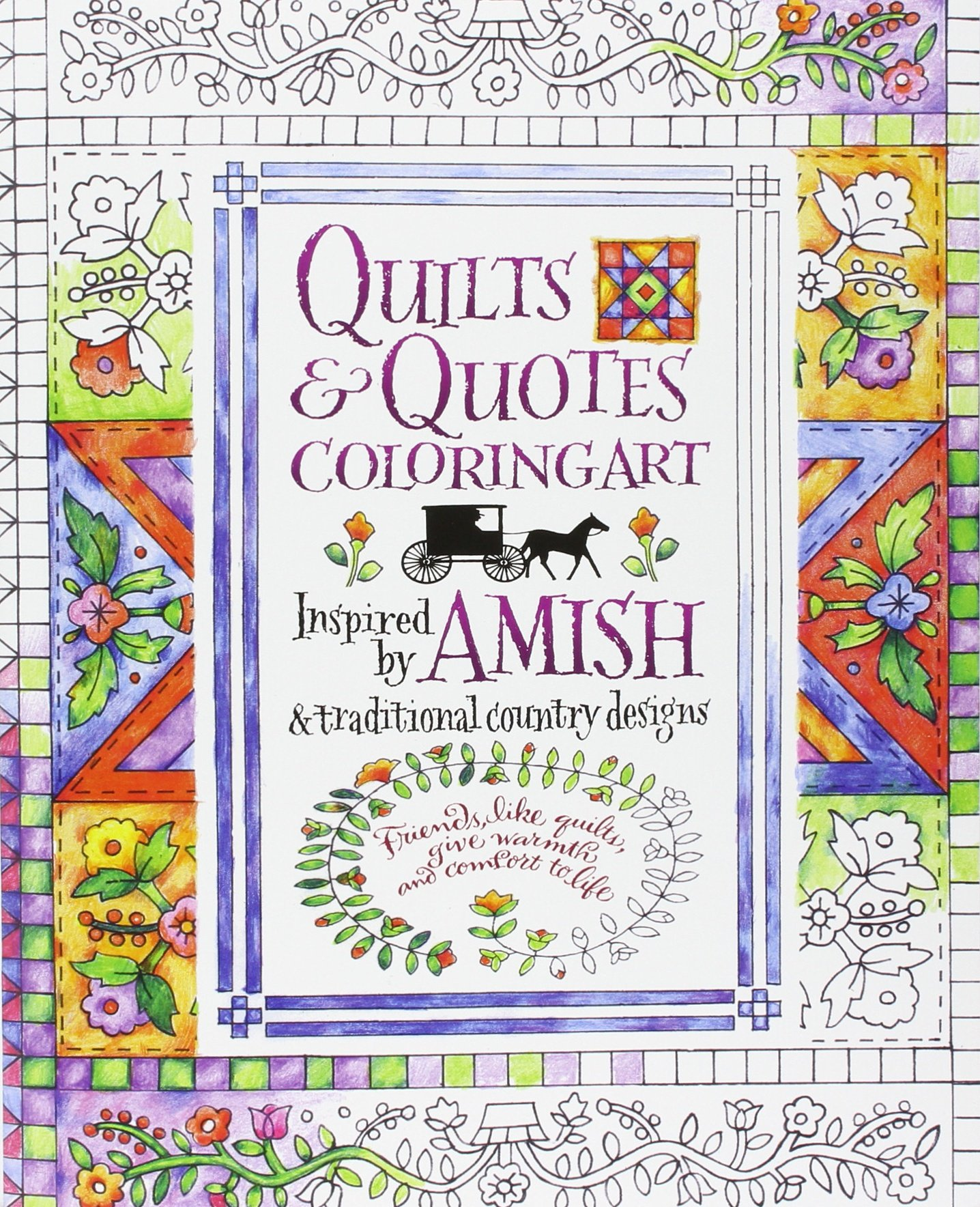 Read Online Quilts & Quotes ebook