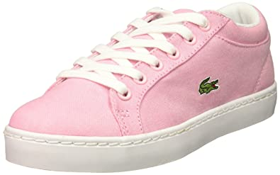 c3ce781638c4b Lacoste Girls  Straightset LACE 117 3 CAC Sneaker